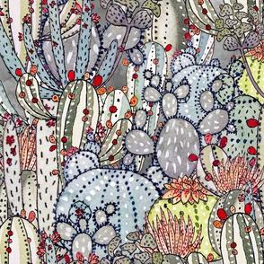 Underwater Cacti