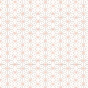 Origami Style - Peach Hex