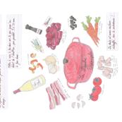 """Recipe """"La daube Provençale"""""""