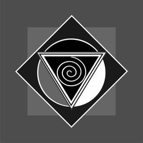 Triple-Goddess-Triangle Monotone