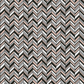 Dramatic Herringbone