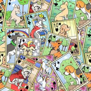 Deck of Hounds