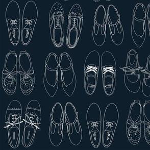 Shoes dark