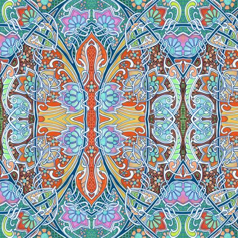 Vertigo-go fabric by edsel2084 on Spoonflower - custom fabric