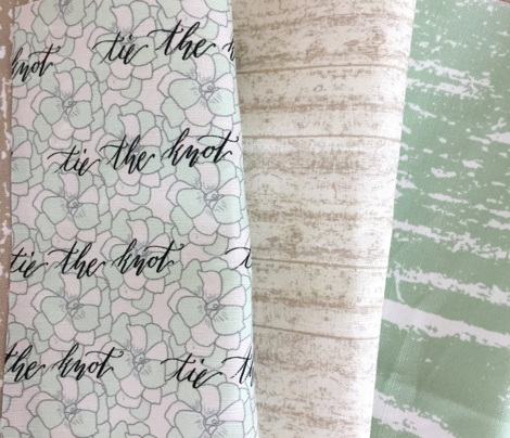 Tie The Knot Calligraphy_Miss Chiff Designs