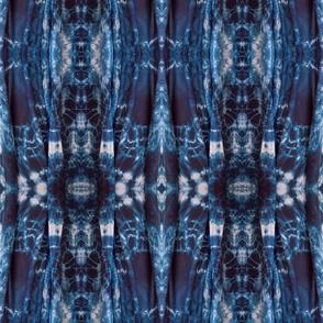 Indigo Kaleidoscope #1