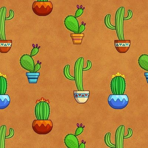 Cactus Party!