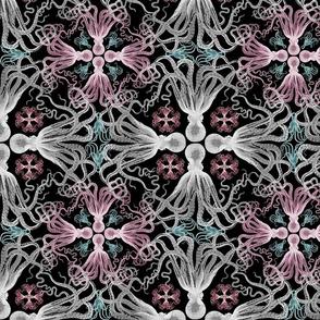 Octopus Garden—Black
