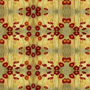 Field of Blanket Flowers 2