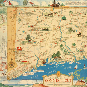 CT Historical Map Panel