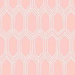 Tons of Tiles (Rose Quartz)