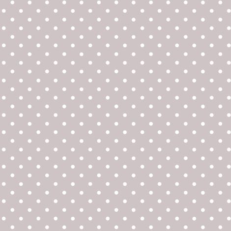 Jungle polkadot grey fabric by heleenvanbuul on Spoonflower - custom fabric