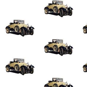 Bullnose Morris Vintage Car