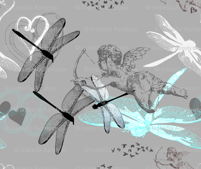 love_birds_and_dragonflies