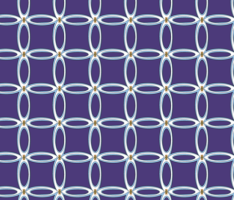 Plum Regal fabric by spatialh on Spoonflower - custom fabric
