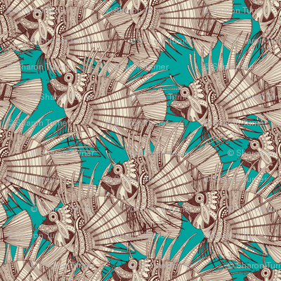 fish mirage