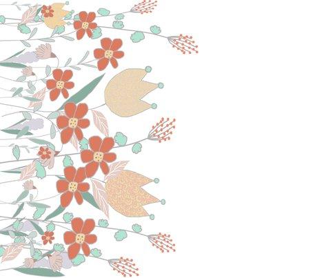 Rwoodland_flowers_border_fabric_shop_preview