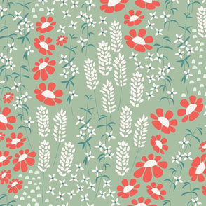 Flower garden 009