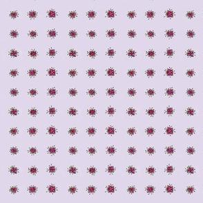 Floral_dots, lavender