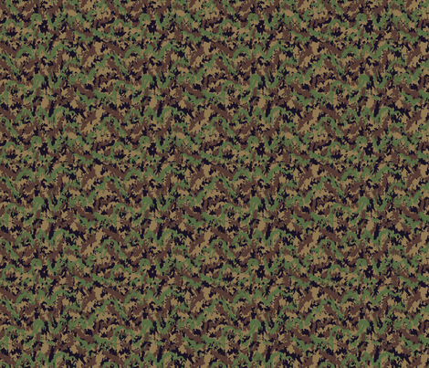Swiss_Woodland_Sixth_Scale fabric by ricraynor on Spoonflower - custom fabric