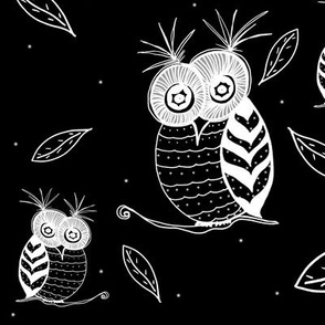 Owls and Fireflies Main