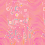 Pastel Rocket