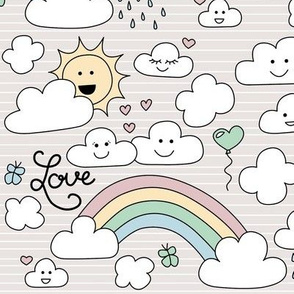 ♥ CLOUD LOVE ♥