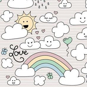 ♥ CLOUD LOVE ♥