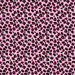 Leopard Spots Pink
