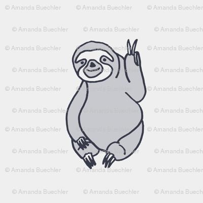 Peace Sloth