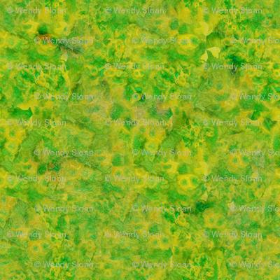 Yellow and Lime Dragon Skin
