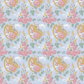 Floral Paisley