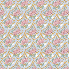 Scalloped Floral