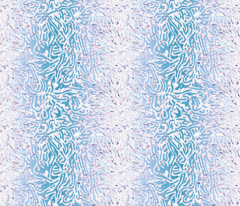 animal  hide swirl tikiland fabric by keweenawchris on Spoonflower - custom fabric