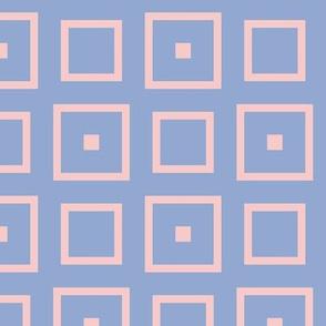 Rose Serenity Squares
