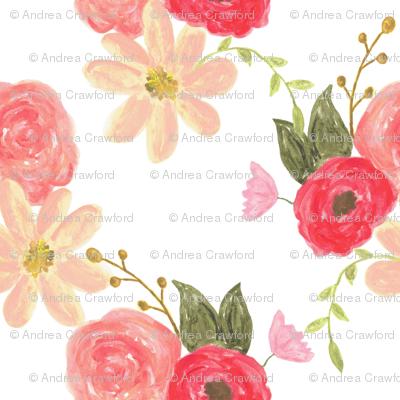 Rosie floral