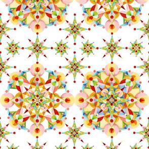Sparkly Carousel Confetti