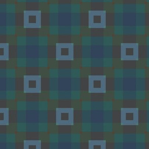 Plaid 16 Coordinate 1