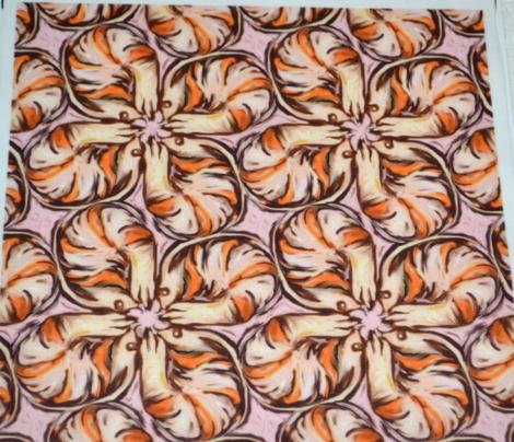 Synchronized Shrimp