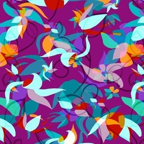 Nayanga Purple