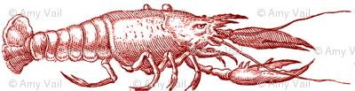Crimson Lobster