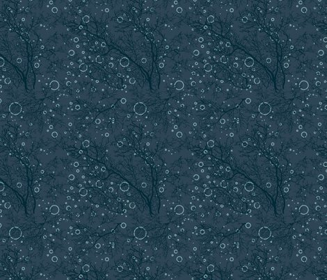 Night sky fabric msmatchgirl spoonflower for Night sky print fabric