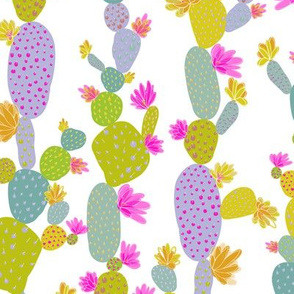 Whimsical Cactus