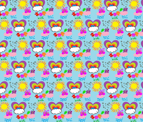 Love_is_in_the_Air fabric by girl_pants on Spoonflower - custom fabric