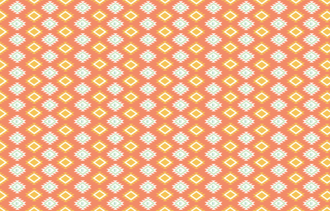 aztecia_blanket-01 fabric by pip_pottage on Spoonflower - custom fabric