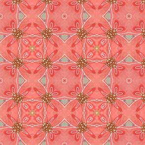 Coral Squares