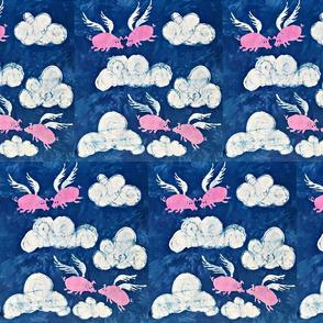 Batik Flying Pigs 5