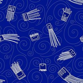 Box Jellies-Blue