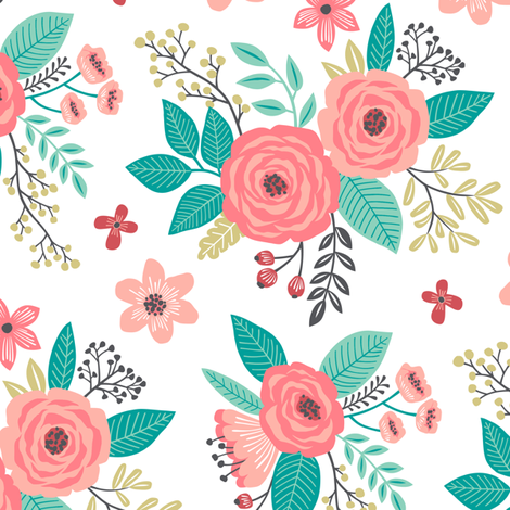 pink and black wallpaper border