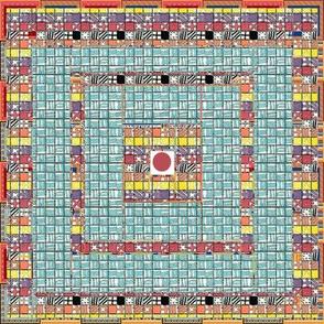 Mosaic Square